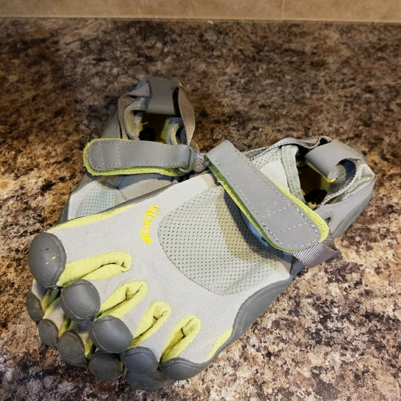 d9b7cc13ec5a Reserved five fingers Grey palm clay kso 36